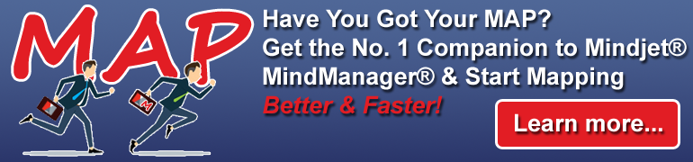 MAP for MindManager - Map Better & Faster