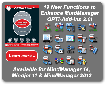 OPTi-Add-ins for MindManager