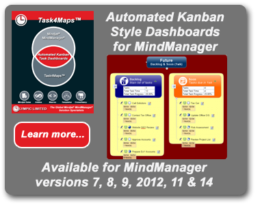 Task4Maps for Mindjet MindManager