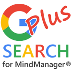 Google Search Plus for MindManager