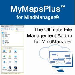MyMapsPlus for MindManager