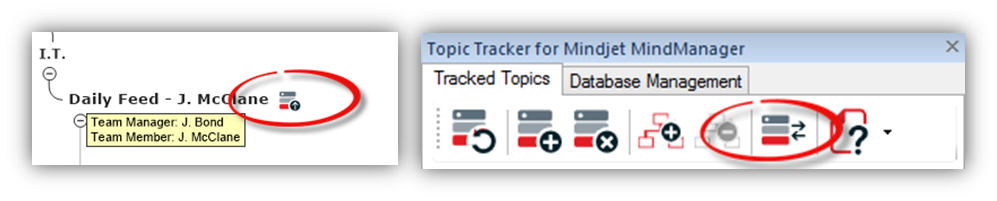 Topic Tracker USe Case #1 - Update methods