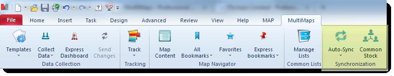 Multi-Maps for MindManager