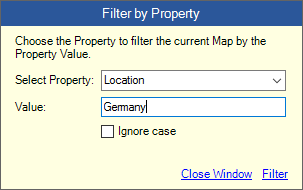 Filter by Property
