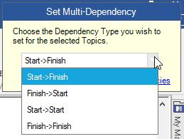 Multi-Dependency