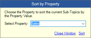 Sort by Property