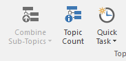 Topic Count