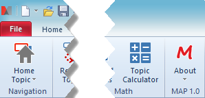 Topic Calculator Cut Out