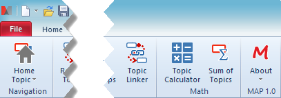 Topic Linker Command Cut Out