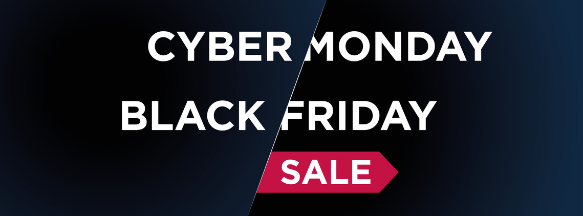 Black Friday-Cyber Monday