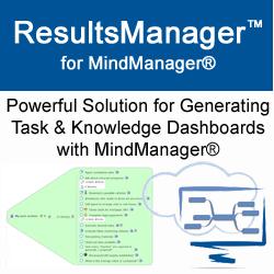 ResultsManager for MindManager
