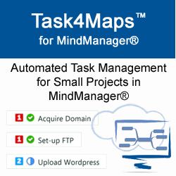 Task4Maps for MindManager