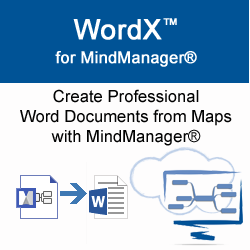 WordX for MindManager