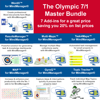 The Olympic 7/1 Master Bundle