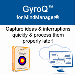 GyroQ for MindManager