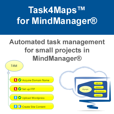 Task4Maps for MindManager