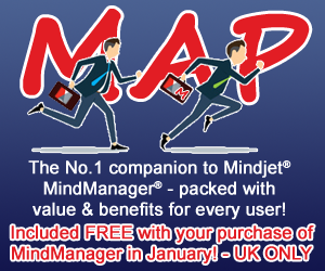 Buy MindManager & get MAP FREE!