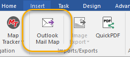 Outlook Mail Map