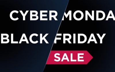 Black Friday-Cyber Monday Event