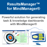 ResultsManager for MindManager