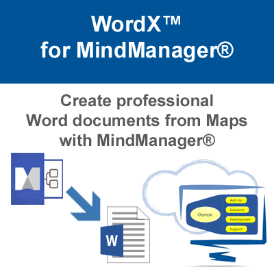 MAP 3 for MindManager from Corel
