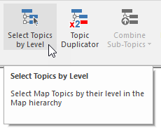 Select Topic(s) by Level