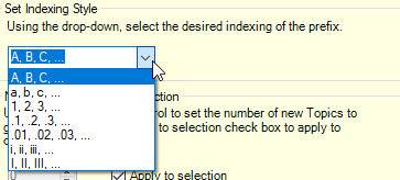 Topic Prefix