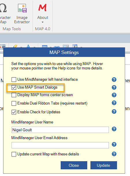 50 Reasons to Buy MAP for MindManager